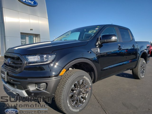 2019 Ranger SuperCrew Cab 4x4,  Pickup #19F176 - photo 1