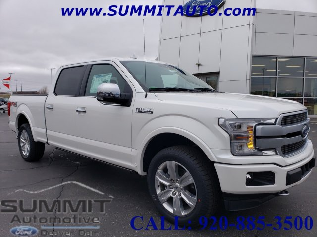 2019 F-150 SuperCrew Cab 4x4,  Pickup #19F194 - photo 1
