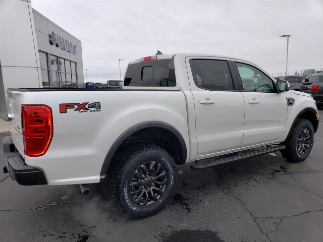 2019 Ranger SuperCrew Cab 4x4,  Pickup #19F202 - photo 1