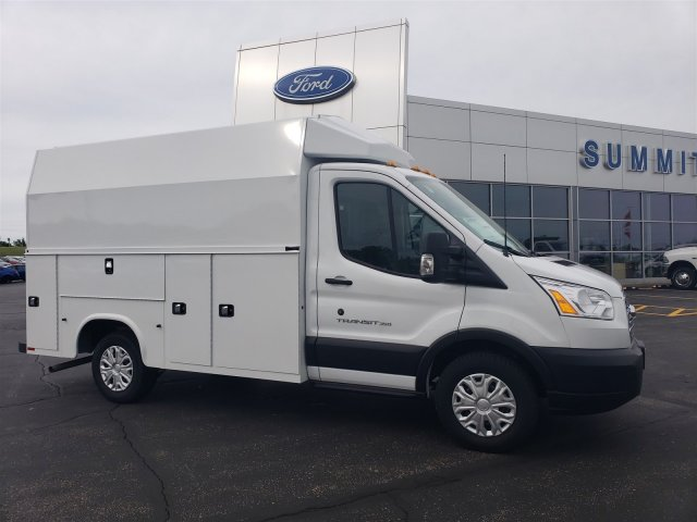 2019 Ford Transit 350 4x2, Knapheide Service Utility Van #19F287 - photo 1