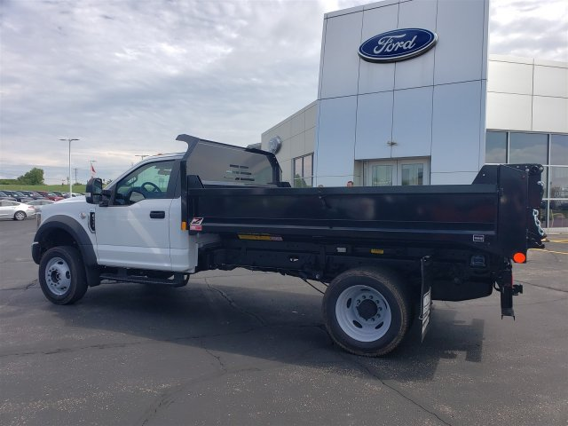 2019 F-550 Regular Cab DRW 4x4,  Monroe Dump Body #19F293 - photo 1