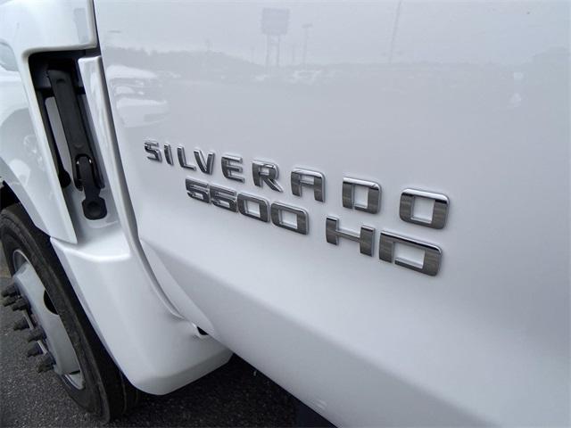 2020 Chevrolet Silverado Medium Duty Crew Cab DRW 4x2, Knapheide Contractor Body #N20414 - photo 11