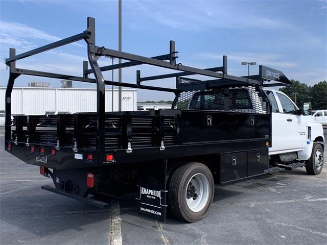 2020 Chevrolet Silverado Medium Duty Crew Cab DRW RWD, Knapheide Contractor Body #N20414 - photo 1