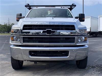 2020 Chevrolet Silverado Medium Duty Crew Cab DRW 4x2, Knapheide Contractor Body #N20414 - photo 4