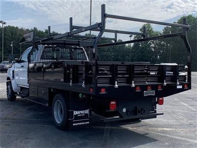 2020 Chevrolet Silverado Medium Duty Crew Cab DRW 4x2, Knapheide Contractor Body #N20414 - photo 3