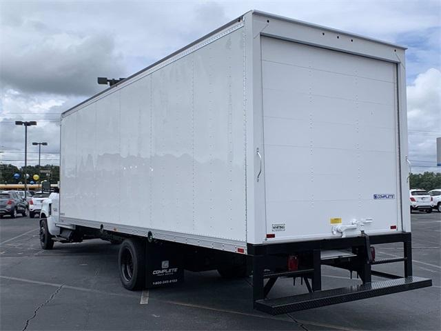 2020 Chevrolet Silverado Medium Duty Regular Cab DRW 4x2, Complete Dry Freight #N20648 - photo 1