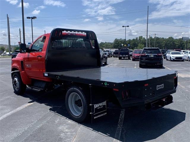 2020 Chevrolet Silverado Medium Duty Regular Cab DRW 4x2, Knapheide Platform Body #N20714 - photo 1