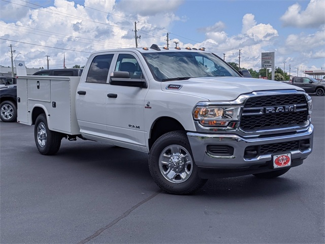 2019 Ram 3500 Crew Cab 4x4, Cab Chassis #D12090 - photo 1