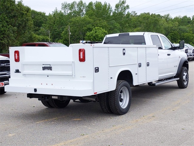 2020 Ram 5500 Crew Cab DRW 4x2, Knapheide Service Body #D13478 - photo 1