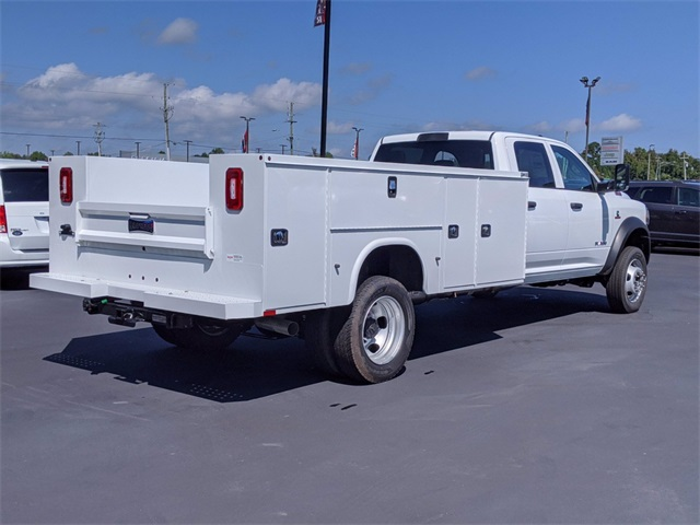 2020 Ram 5500 Crew Cab DRW 4x4, Knapheide Service Body #D14012 - photo 1