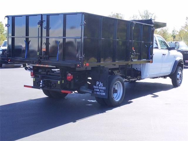 2020 Ram 5500 Crew Cab DRW 4x4, PJ's Landscape Dump #D14165 - photo 1