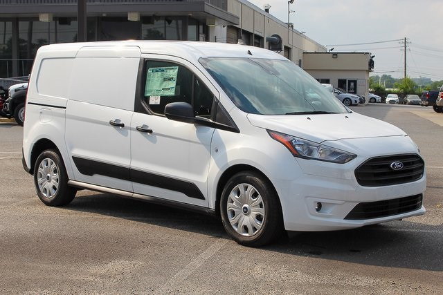 2020 Ford Transit Connect, Empty Cargo Van #B473499 - photo 1
