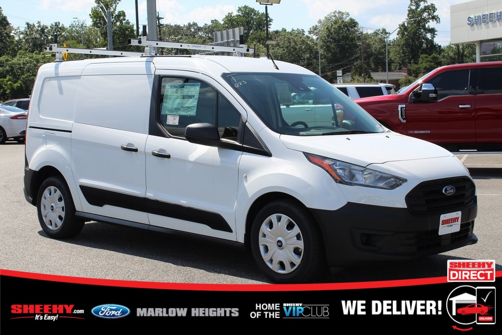2020 Ford Transit Connect, Upfitted Cargo Van #B475940 - photo 1