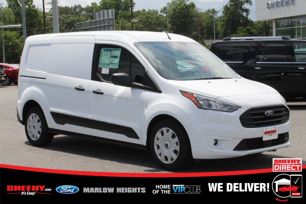 2020 Ford Transit Connect, Empty Cargo Van #B475942 - photo 1