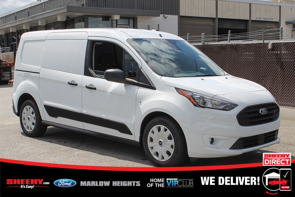 2020 Ford Transit Connect, Empty Cargo Van #B475943 - photo 1