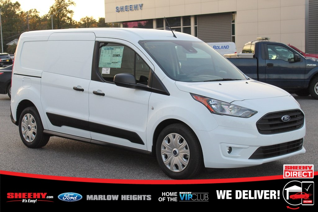 2021 Ford Transit Connect, Empty Cargo Van #B486360 - photo 1