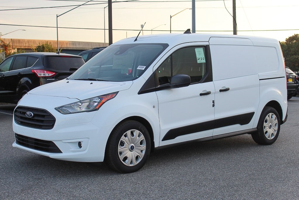 2021 Ford Transit Connect, Empty Cargo Van #B486360 - photo 3