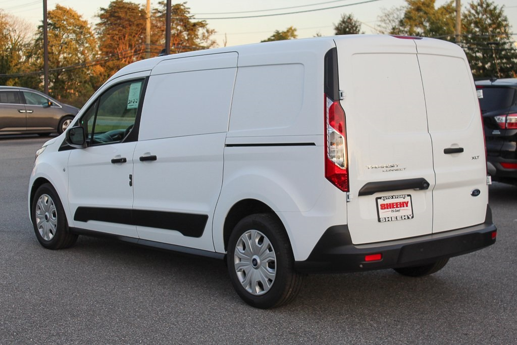 2021 Ford Transit Connect, Empty Cargo Van #B486360 - photo 4