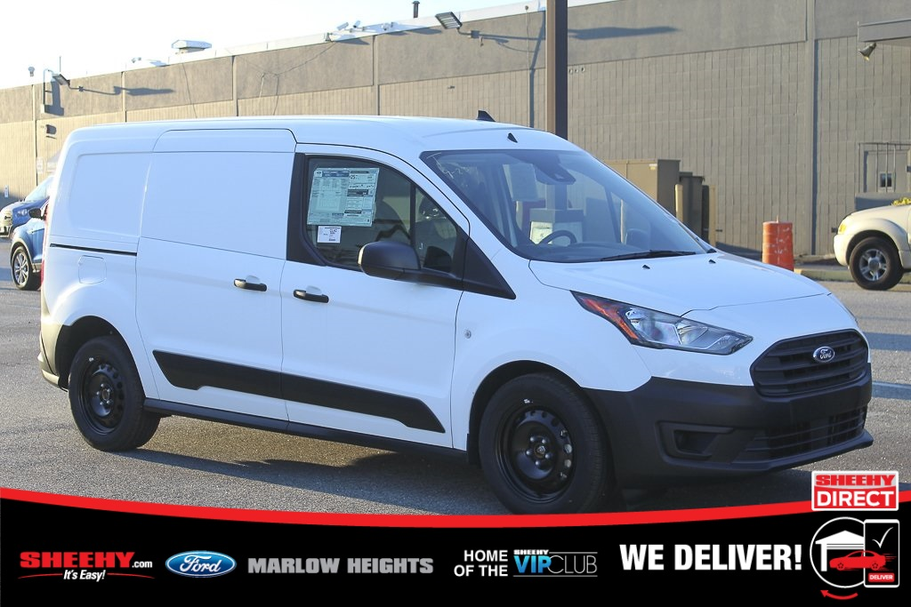 2021 Ford Transit Connect, Empty Cargo Van #B486582 - photo 1