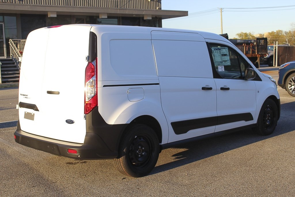 2021 Ford Transit Connect, Empty Cargo Van #B486582 - photo 5