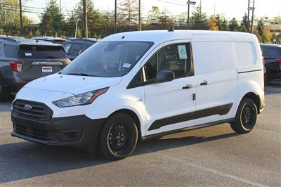 2021 Ford Transit Connect, Empty Cargo Van #B486582 - photo 3