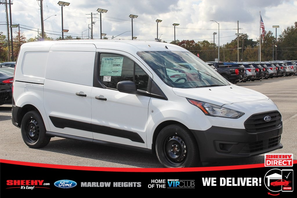 2021 Ford Transit Connect, Empty Cargo Van #B486583 - photo 1