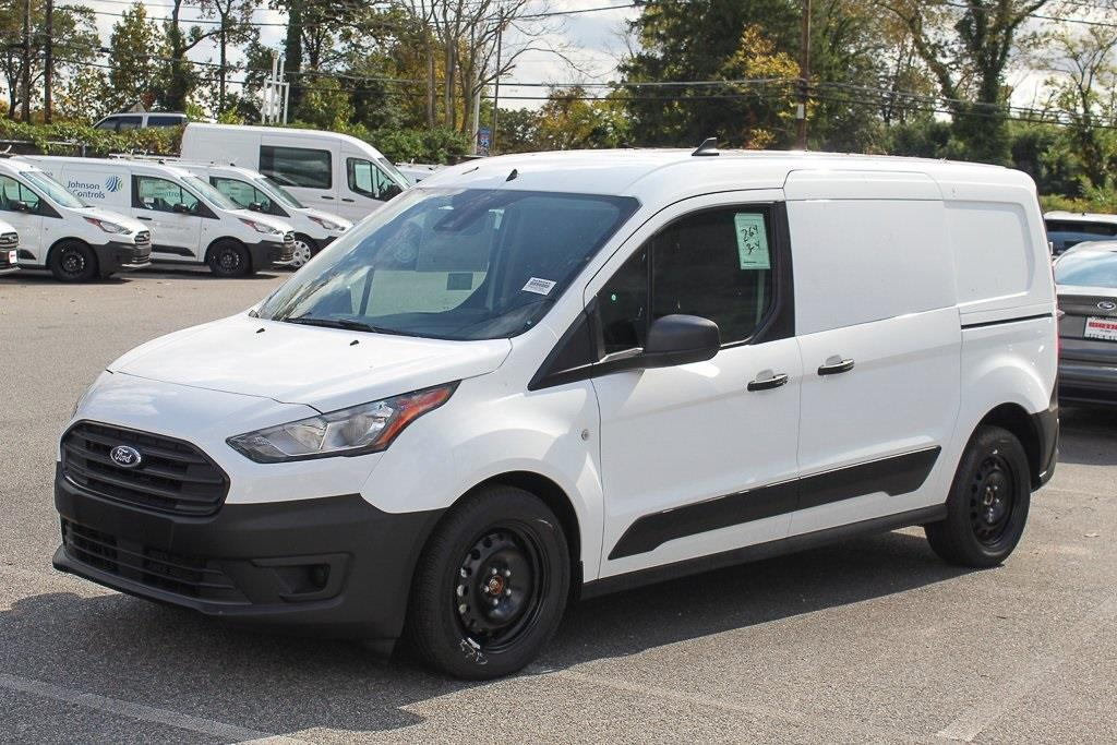 2021 Ford Transit Connect, Empty Cargo Van #B486583 - photo 3