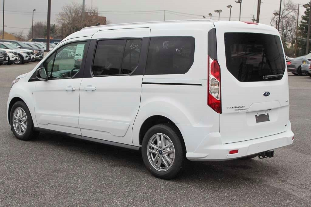 2021 Ford Transit Connect, Passenger Wagon #B491863 - photo 4