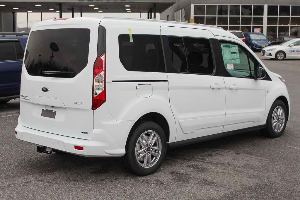2021 Ford Transit Connect, Passenger Wagon #B491863 - photo 1
