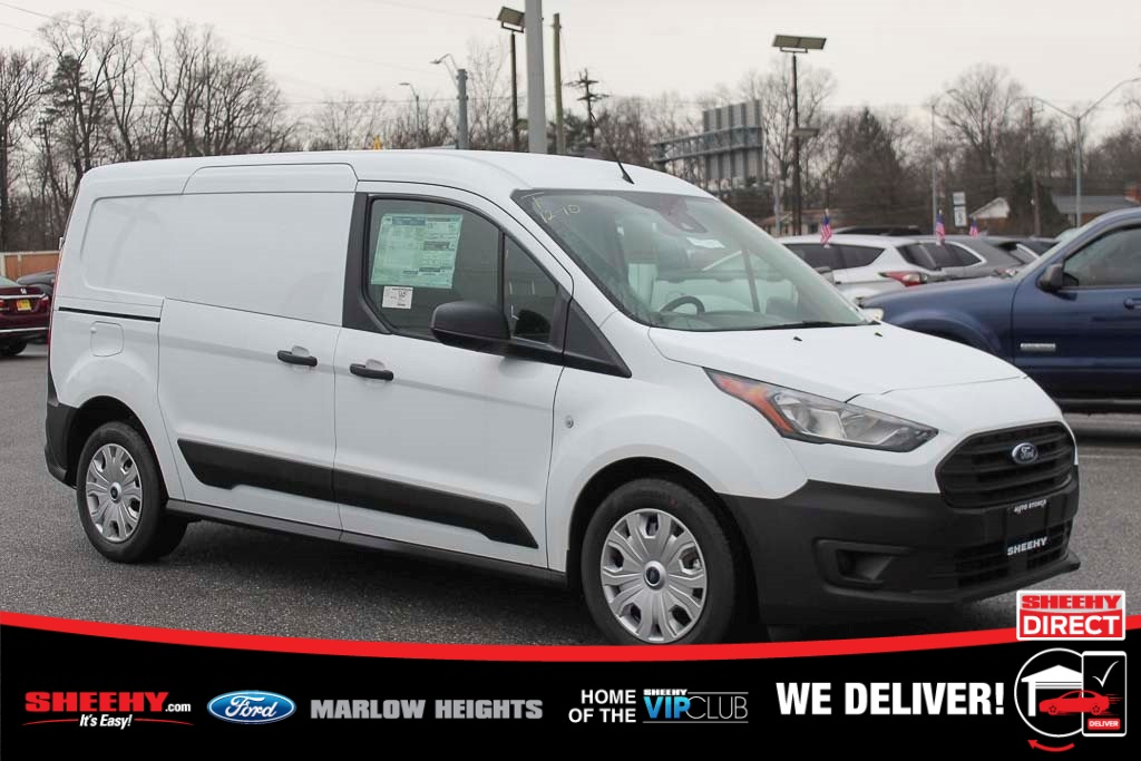 2021 Ford Transit Connect, Empty Cargo Van #B492100 - photo 1