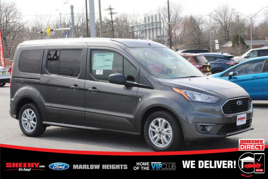 2021 Ford Transit Connect, Passenger Wagon #B499863 - photo 1