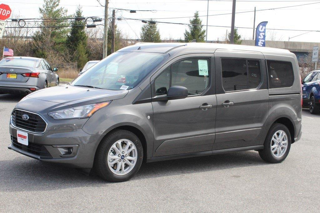 2021 Ford Transit Connect, Passenger Wagon #B499863 - photo 3