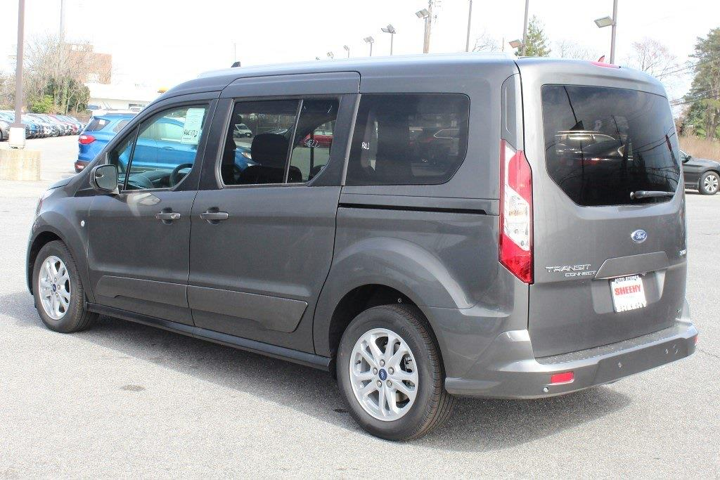 2021 Ford Transit Connect, Passenger Wagon #B499863 - photo 4