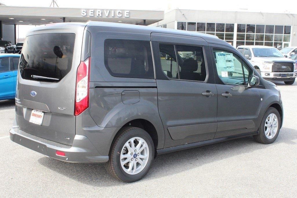2021 Ford Transit Connect, Passenger Wagon #B499863 - photo 2