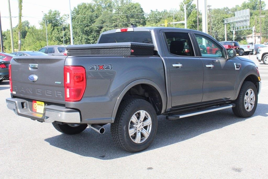 2020 Ranger SuperCrew Cab 4x4, Pickup #BA01079 - photo 4