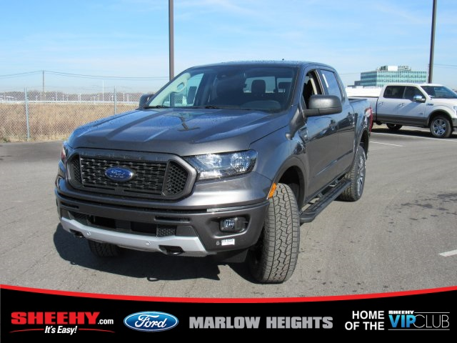 2019 Ranger SuperCrew Cab 4x4,  Pickup #BA07745 - photo 5