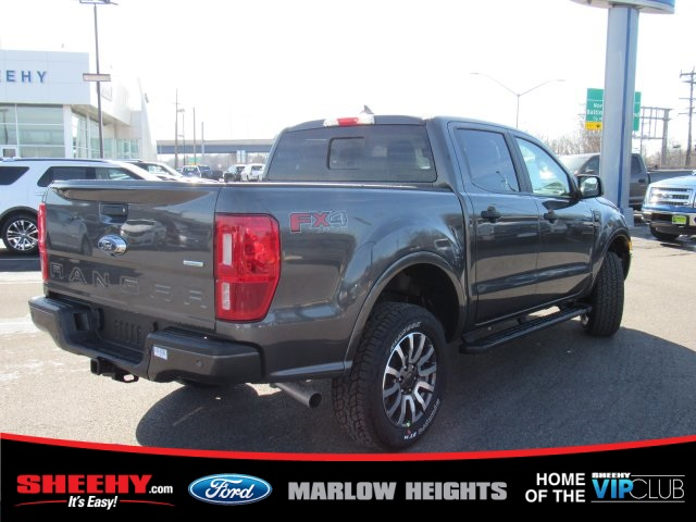 2019 Ranger SuperCrew Cab 4x4,  Pickup #BA07745 - photo 2