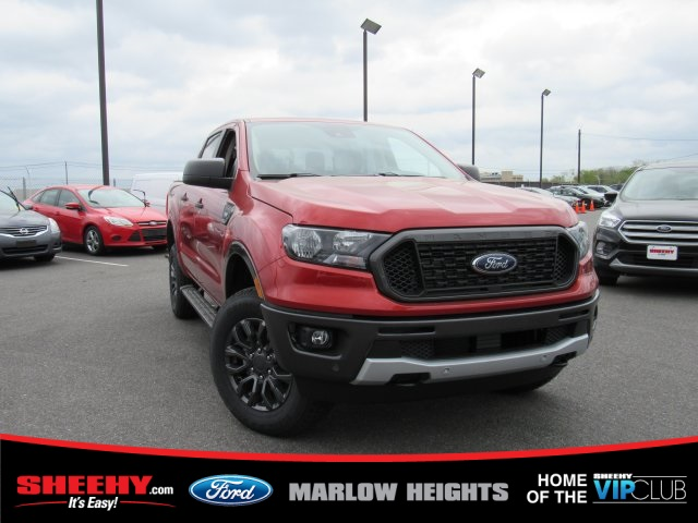 2019 Ranger SuperCrew Cab 4x4,  Pickup #BA07746 - photo 4