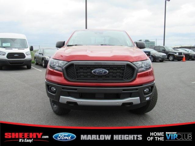 2019 Ranger SuperCrew Cab 4x4,  Pickup #BA07746 - photo 5