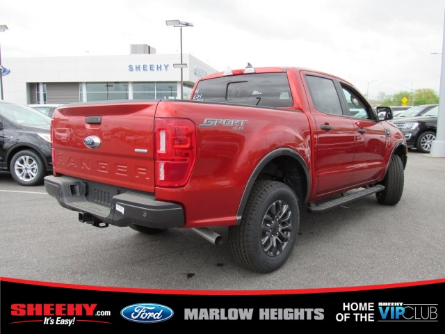 2019 Ranger SuperCrew Cab 4x4,  Pickup #BA07746 - photo 9