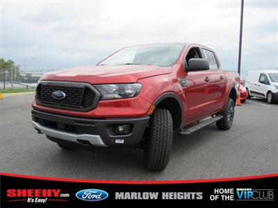2019 Ranger SuperCrew Cab 4x4,  Pickup #BA07746 - photo 1