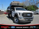 2019 F-450 Regular Cab DRW 4x4,  Rugby Landscape Dump #BA08731 - photo 4