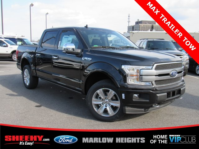 2019 F-150 SuperCrew Cab 4x4,  Pickup #BA08741 - photo 1