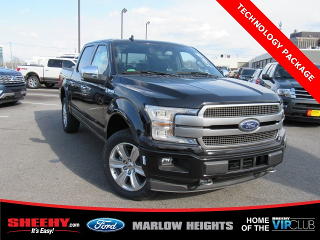 2019 F-150 SuperCrew Cab 4x4,  Pickup #BA08741 - photo 3