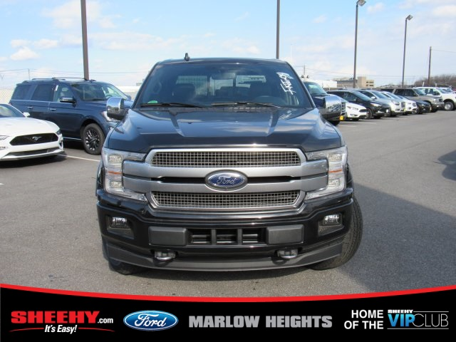 2019 F-150 SuperCrew Cab 4x4,  Pickup #BA08741 - photo 4