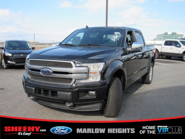 2019 F-150 SuperCrew Cab 4x4,  Pickup #BA08741 - photo 5