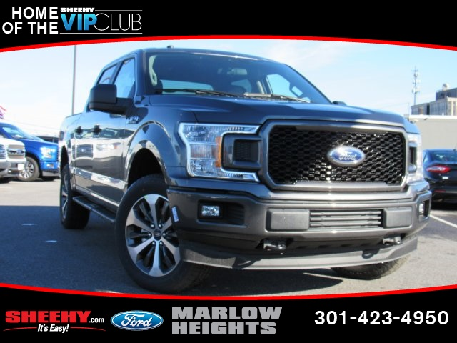2019 F-150 SuperCrew Cab 4x4,  Pickup #BA08744 - photo 3