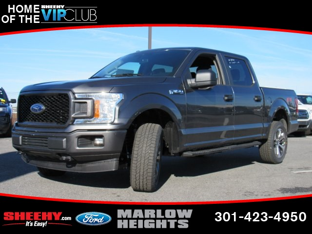 2019 F-150 SuperCrew Cab 4x4,  Pickup #BA08744 - photo 6