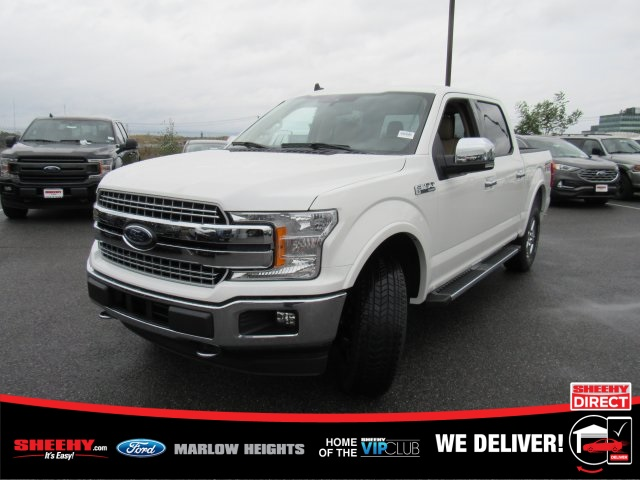 2020 F-150 SuperCrew Cab 4x4, Pickup #BA08927 - photo 1
