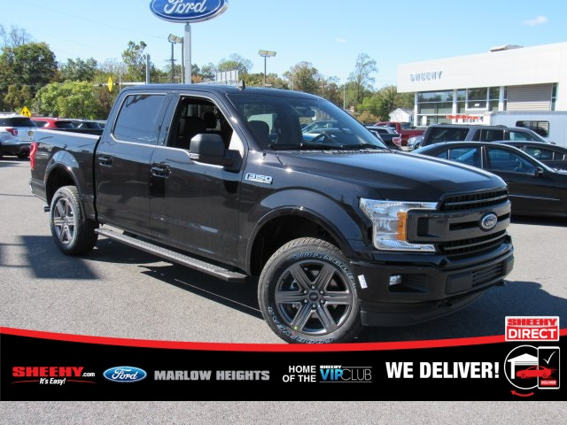 2020 F-150 SuperCrew Cab 4x4, Pickup #BA08928 - photo 3